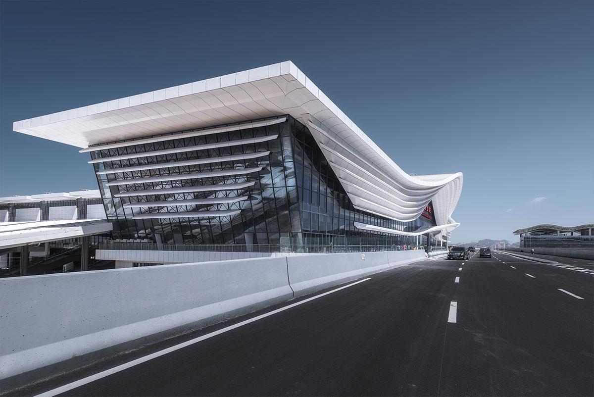 溆浦南站项目工程案例