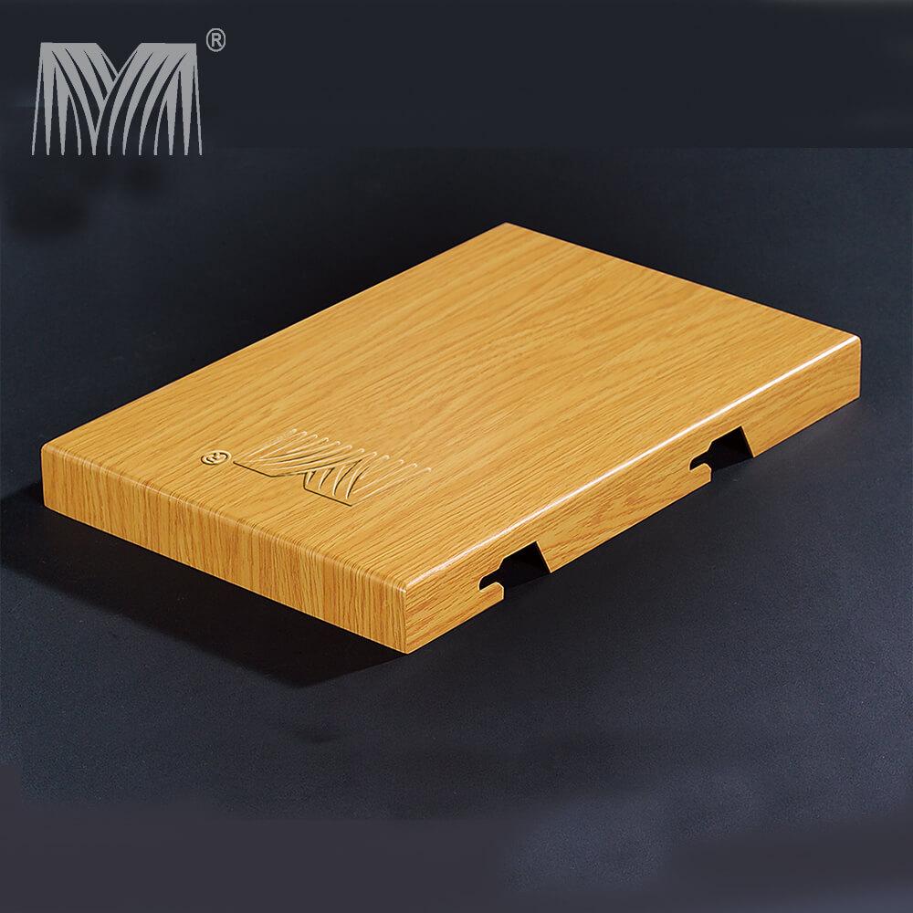 木纹铝单板2